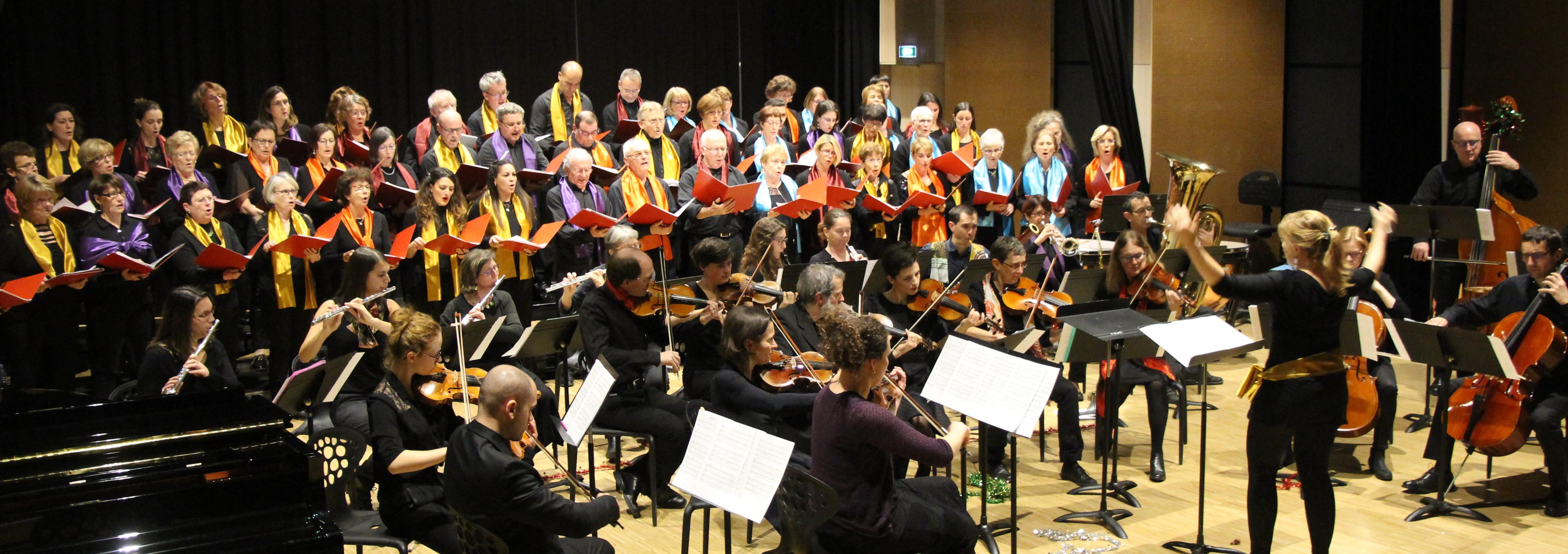 Symphonique & Chorale 2018